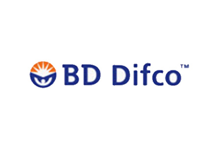 Logo for BD Difco BBL