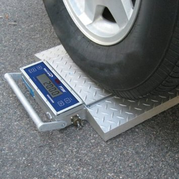 Portable Wheel Scales