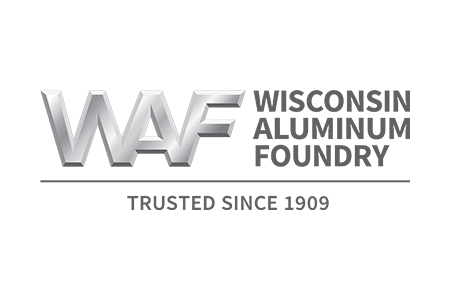 Logo for Wisconsin Aluminum Foundry laboratory sterilizer company