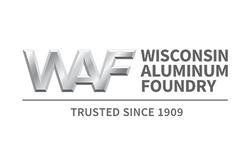 Logo for Wisconsin Aluminum Foundry laboratory sterilizer company
