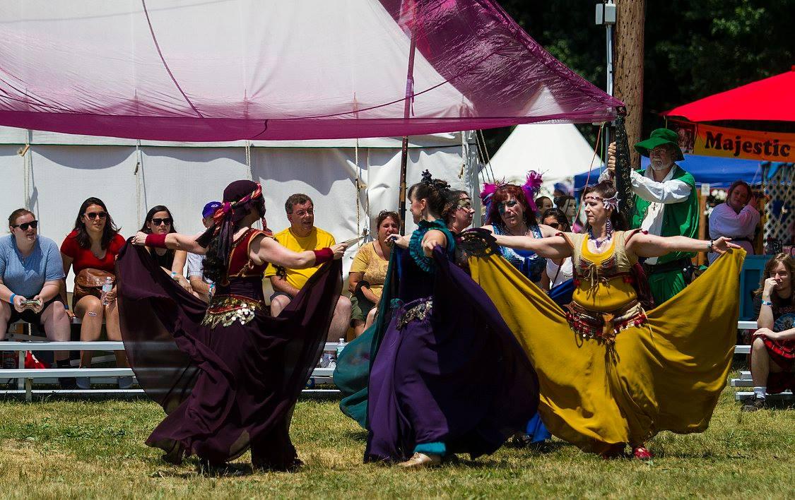 Pleiades Dance Show