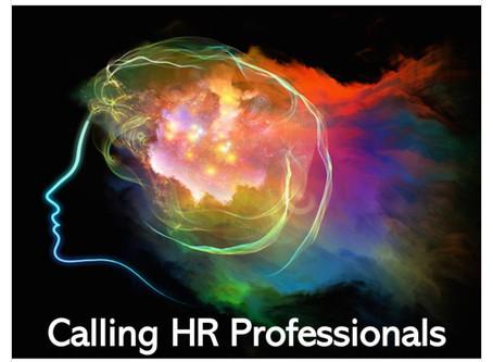 Calling HR Professionals