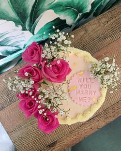 Proposal Cake_LHK