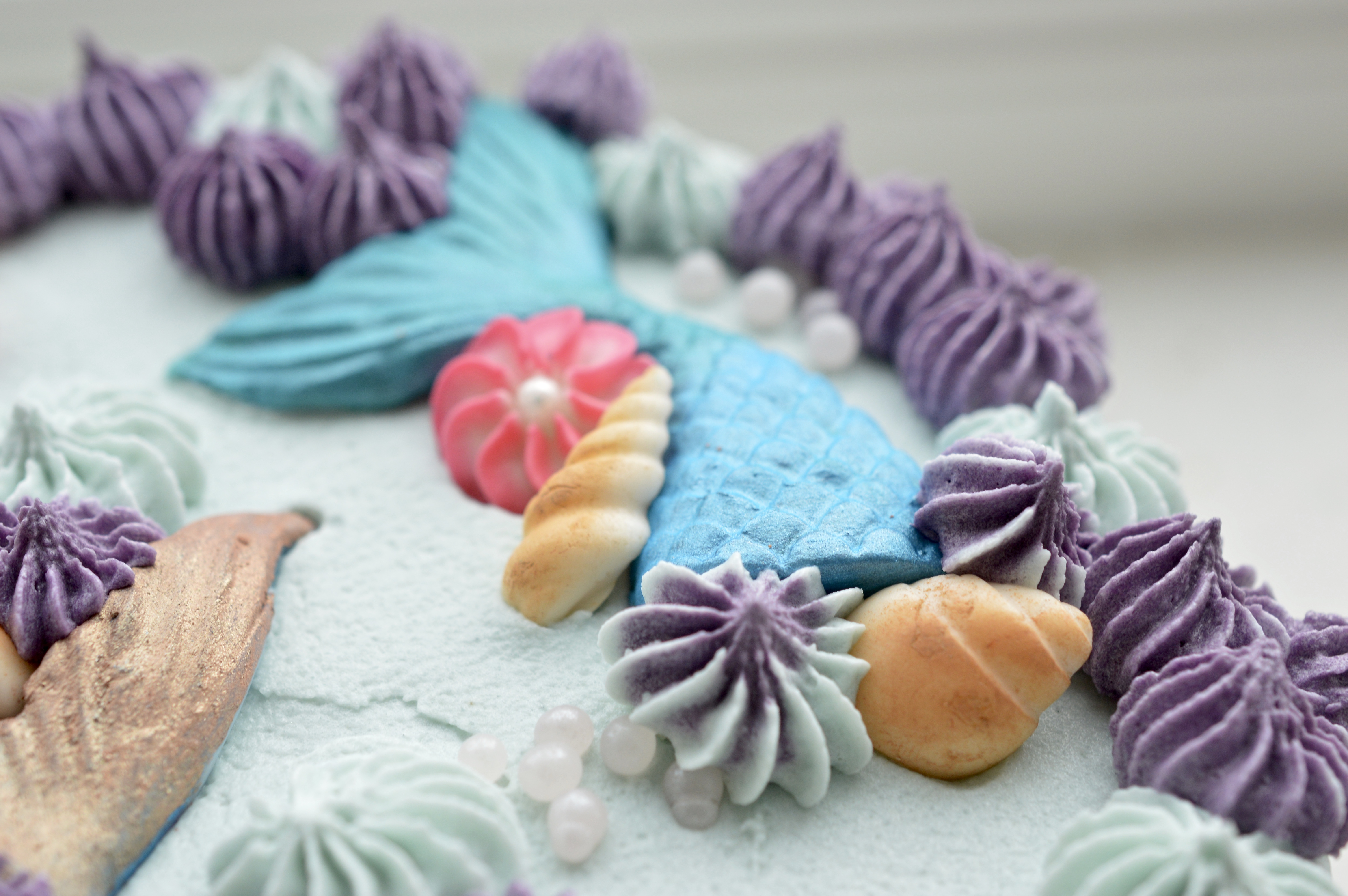 Mermaid Cake_LHK