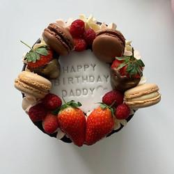 Birthday Drip Cake_LHK