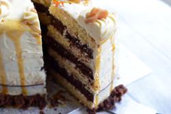 Toffee & Chocolate Cake_LHK