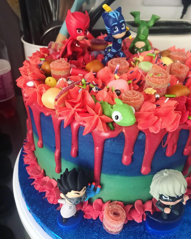 PJ Masks Cake_LHK