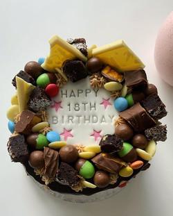 Chocolate lovers dream_LHK