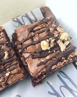 Ferrero Rocher brownies went out this we