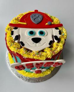 Paw Patrol Cake_LHK