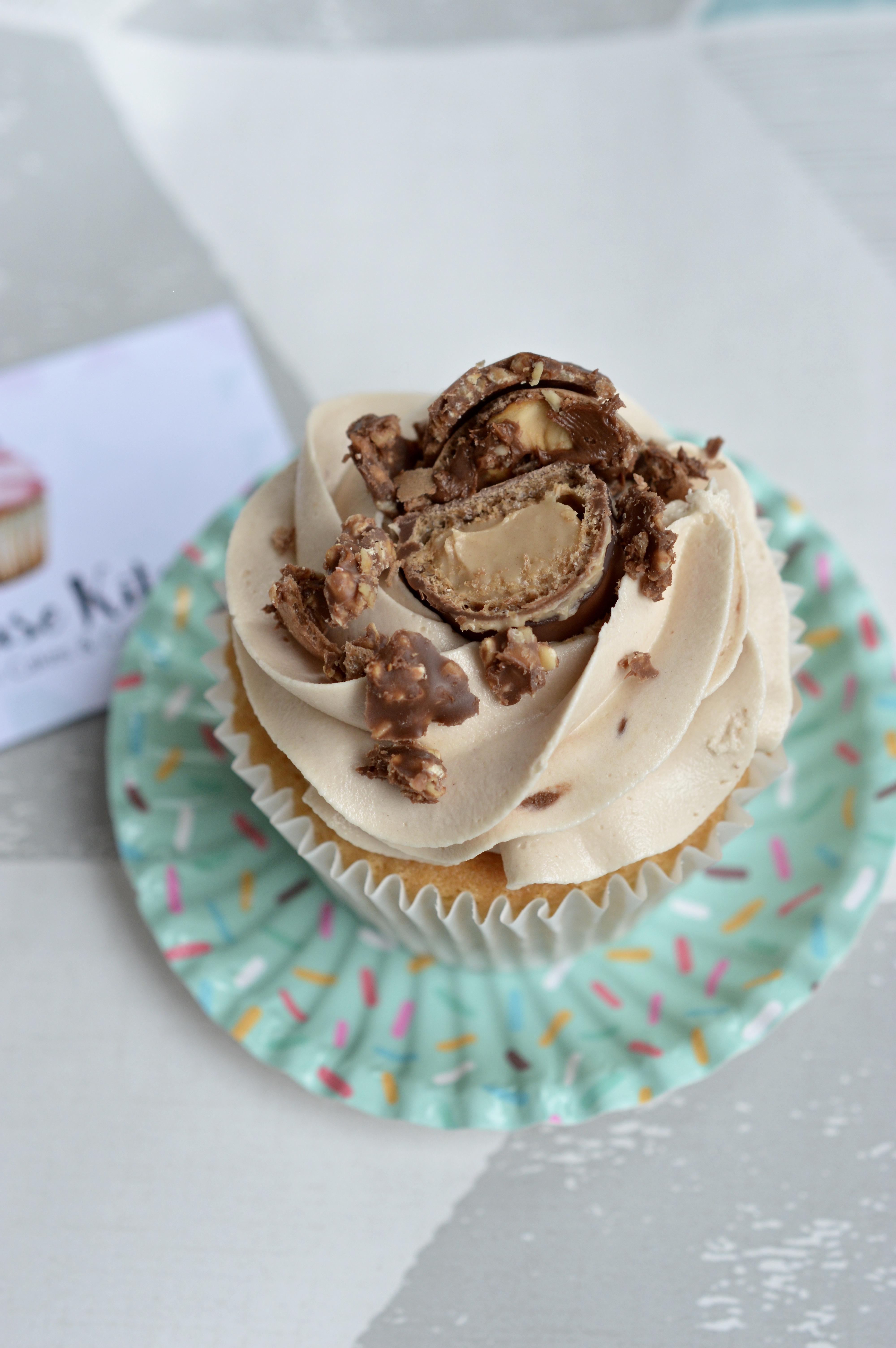 Ferrero/Kinder Cupcakes_LHK