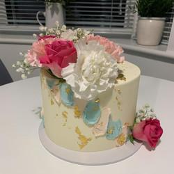 Modern Wedding Cake_LHK