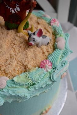 Moana themed cake_LHK