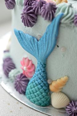 Mermaid Cake_LHK