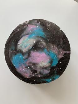 Dark Galaxy Cake_LHK