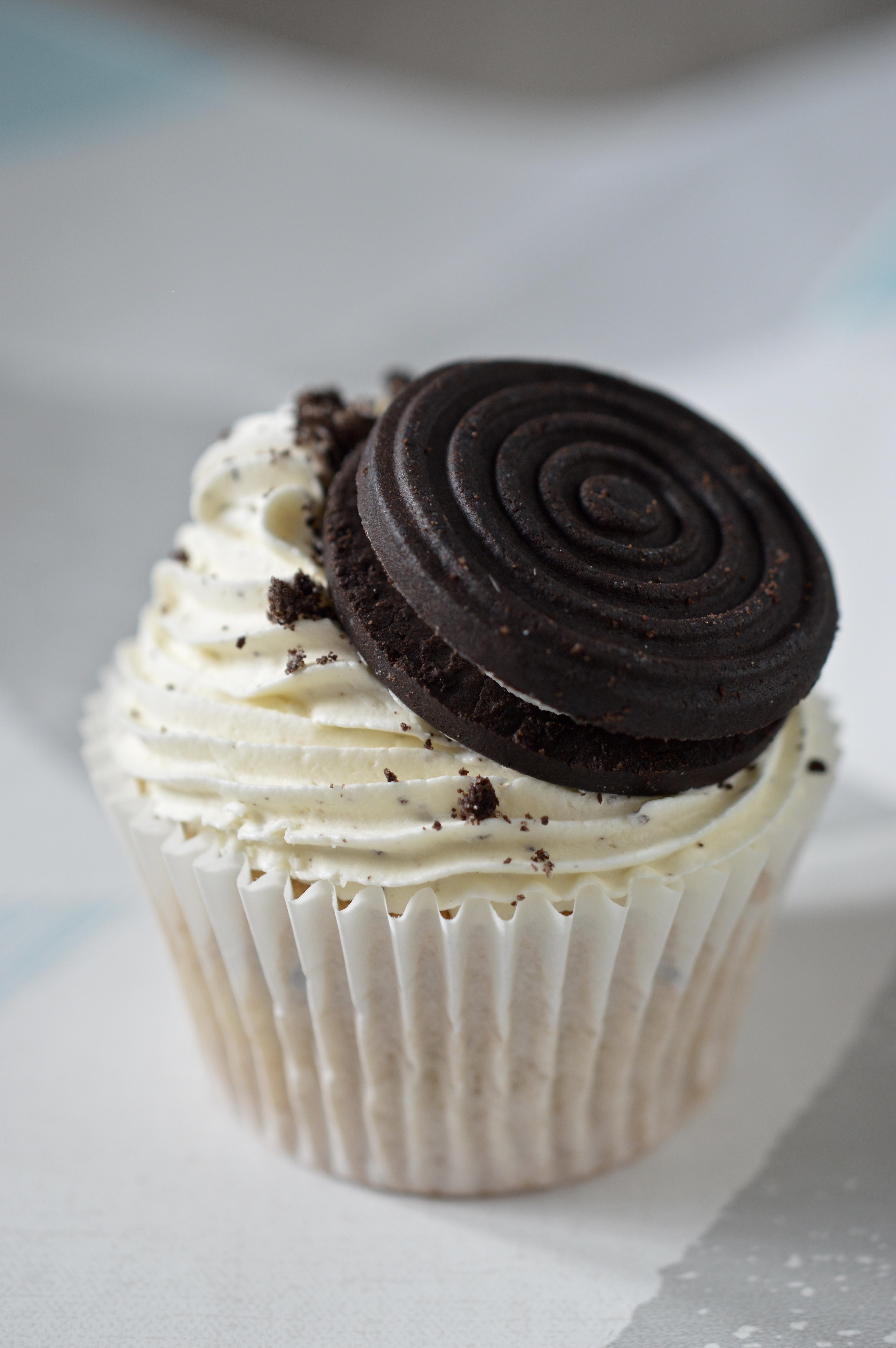 GF Oreo Cupcake_LHK