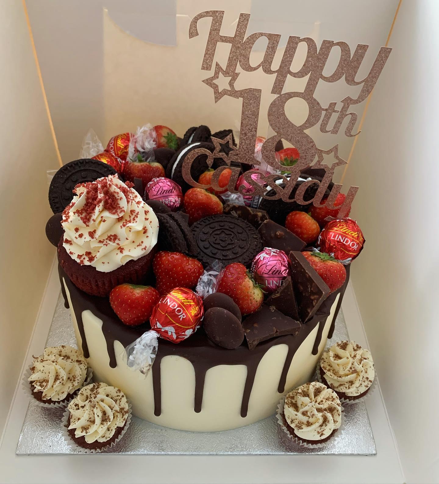 GF Red Velvet Cake_LHK