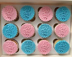 Boy or girl cupcakes_LHK