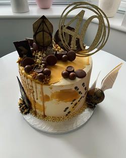Harry Potter Cake_LHK