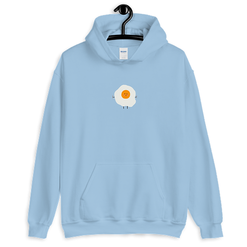 HAPPY EGG - Support Mental Health - Unisex Hoodie