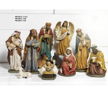 Klassieke Kerststal