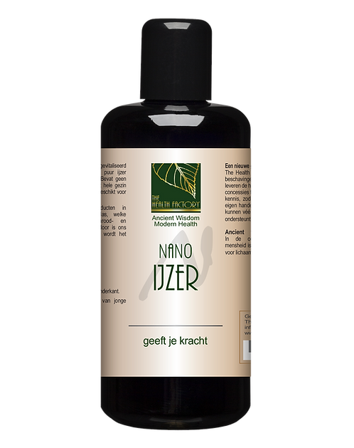 Nano IJzer 200/1000 ml