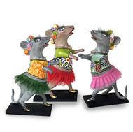 """Dansende muis """"Lissy"""""""