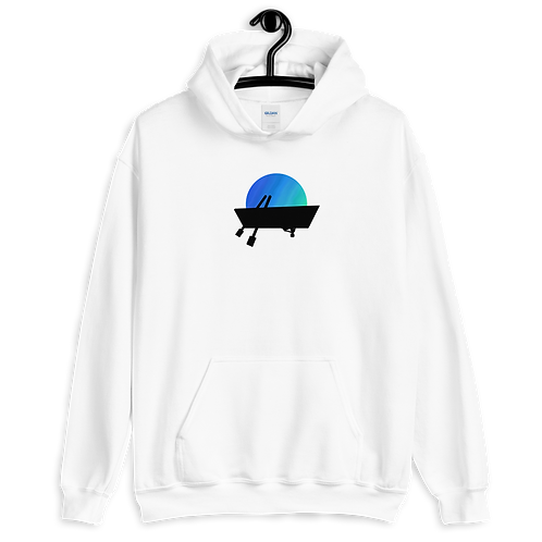 FLOATING HIGH - Unisex Hoodie