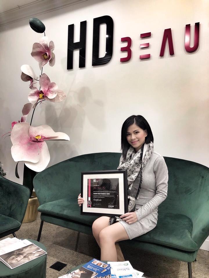 Permanent Makeup Certified 2018