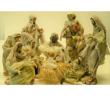 Nativity Set 10 delig