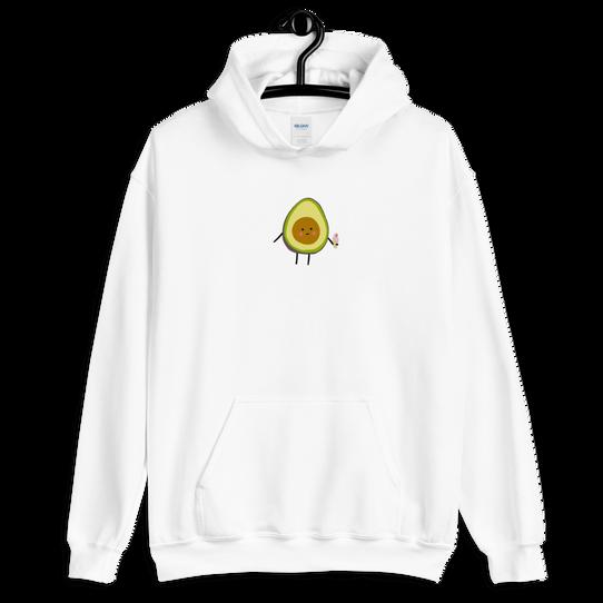 Happy Avocado Hoodie