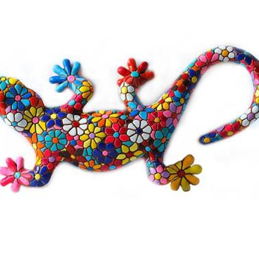 Bloemen Salamander