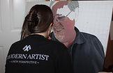Modern Artist T-shirt