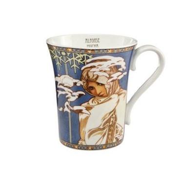 Winter 1900 - Artist Mug