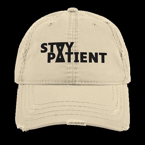 Stay Patient - Black logo