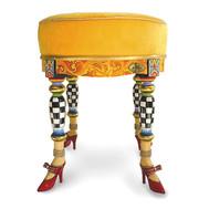 "Drag stool ""Versailles"""