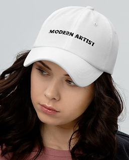 Modern Artist Hat