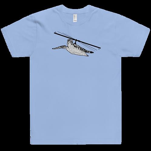Heli Turtle - Unisex T-Shirt