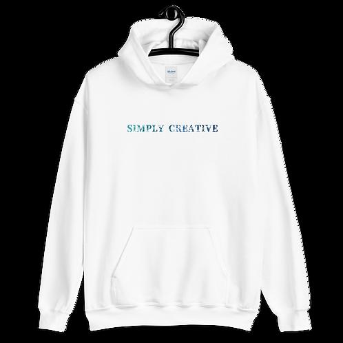 SIMPLY CREATIVE - Unisex Hoodie