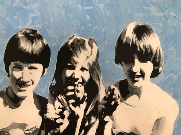 Family Walker | Painting By Lucy Walker