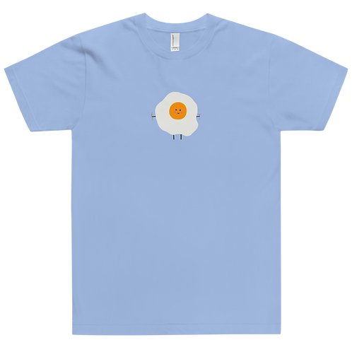HAPPY EGG - Support Mental Health - Unisex T-Shirt