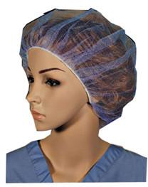 Blue Hair Nets
