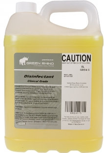 Clinical Disinfectant Cleaner - 5 Litres