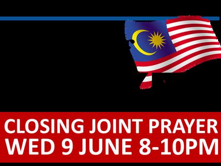 EFCM Day of Prayer