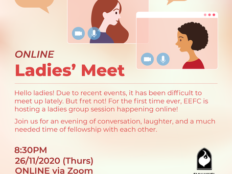 Online Ladies' Meet
