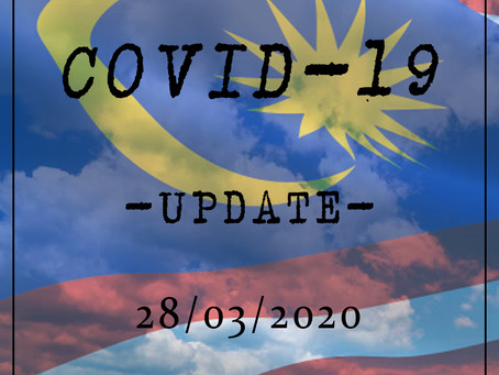 Covid-19 Statement Update