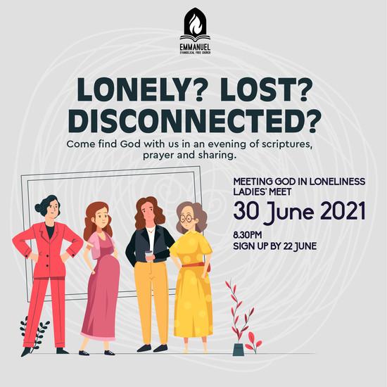 EEFC_Women's Meet_Loneliness_Announcemen