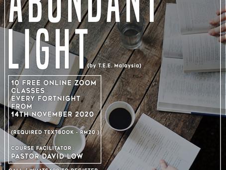 TEE - Abundant Light