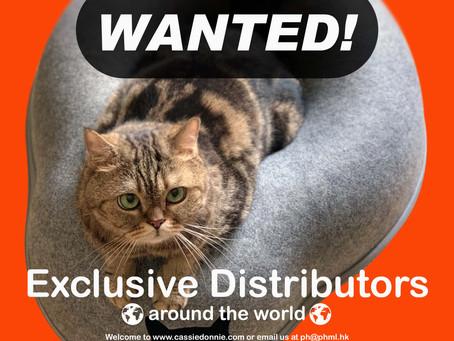 Looking for DISTRIBUTORS!