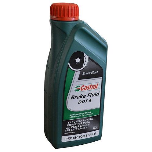 Castrol Brake Fluid Dot4 1Litre